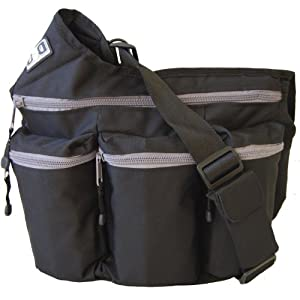 Amazon.com: Diaper Dude Diaper Bag, Black: Baby