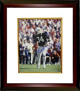 Bo Jackson signed Auburn Tigers 16x20 Photo Custom Framed by Athlon+Sports+Collectibles