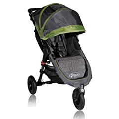 Baby Jogger City Mini GT Single Stroller, Shadow Green by BaJogger