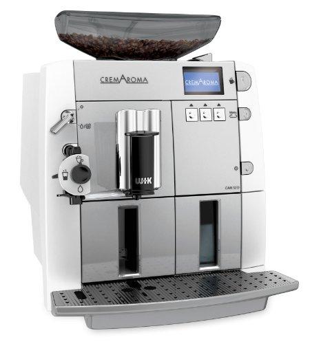 wik 9752w vollautomatische kaffee espresso und. Black Bedroom Furniture Sets. Home Design Ideas