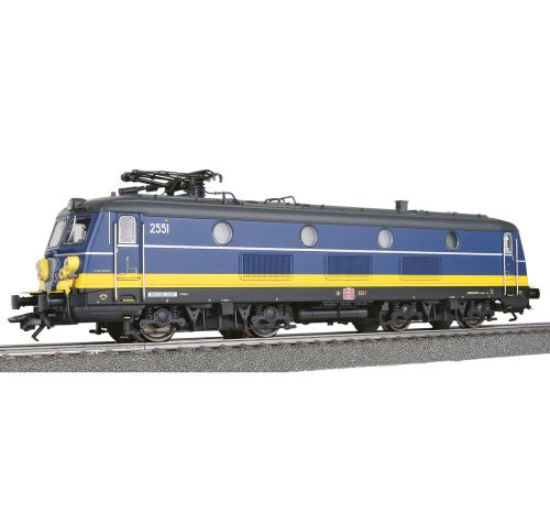 Marklin Belgian State Railways (NMBS/SNCB) Class 25.5 General-Purpose Electric HO scale Locomotive