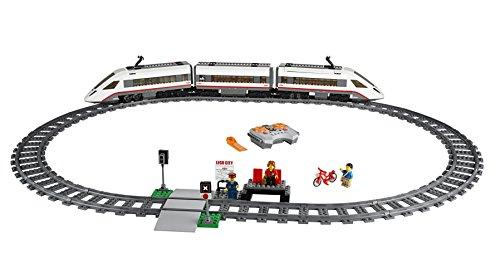 LEGO 乐高城市系列 60051 高速客运列车 图片