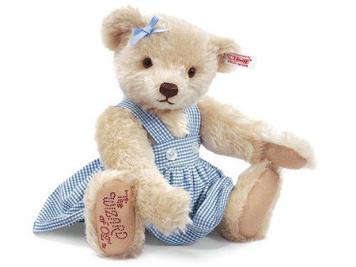 Steiff 681998 Dorothy Wizard of Oz Limited Edition Teddy Bear UK/USA Exclusive