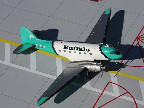 1: 200 ジェミニジェット Buffalo 航空 DC-3 (並行輸入)