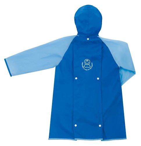 OGK W 食品雨外套 100 西隧-001 蓝色