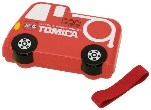 ダイカット ランチボックス 310ml トミカ TOMICA 消防車 LBD2