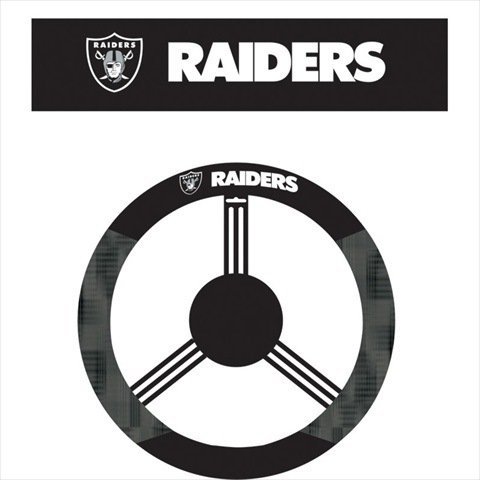 JTD Enterprises AP-SWCN-RAIDERS Raiders Steering Wheel Cover приборная панель фиат стило jtd 1 9 где