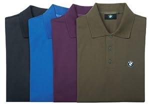 Bmw Short Sleeve Pima Polo by BMW