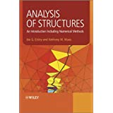 Analysis of Structures: An Introduction Including Numerical Methods (Aerospace Series Pep)by Joe G. Eisley