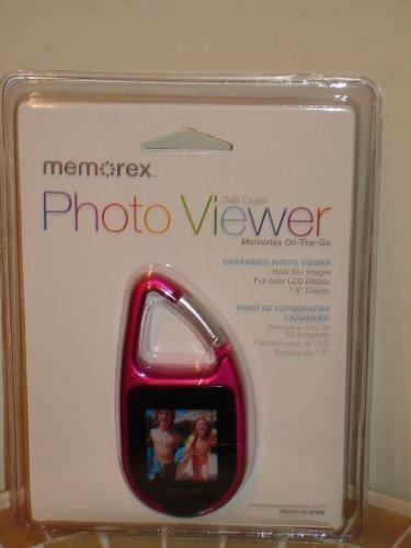 Memorex 1.5 Digital Photo Frame Pnk
