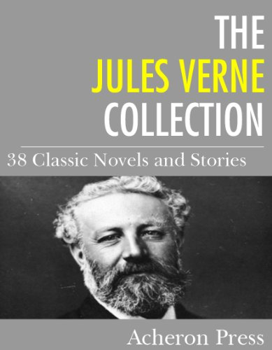 Ebook The Jules Verne Collection 38 Novels And Stories