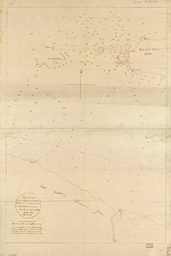 1793 map paria gulf of venezuela trinidad paria gulf of venezuela