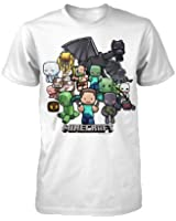 Minecraft Party Youth T-shirt Tee