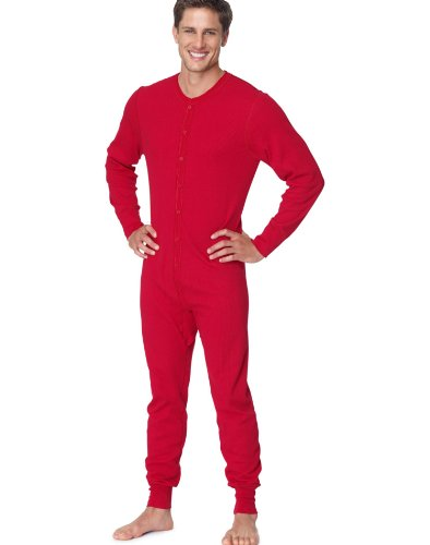 hanes-x-temp-mens-thermal-union-suit-14530-m-red