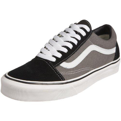 Vans Old Skool, VKW6HR0,  Unisex-Erwachsene Sneakers, Schwarz (Black/Pewter), 40 EU thumbnail