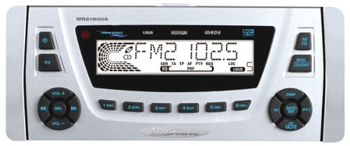 Boss Audio Mr2180Ua In-Dash 1.5-Din Cd/Usb/Mp3 Player Receiver With Remote