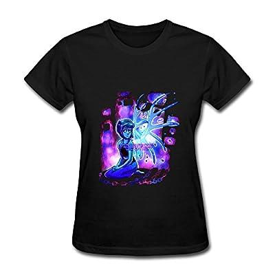 LQYG Women's T-shirts - Steven Universe Lapis Black