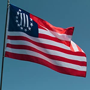 Amazon Com Betsy Ross Nyberg 3 Percent Flag Iii 3x5 Flag
