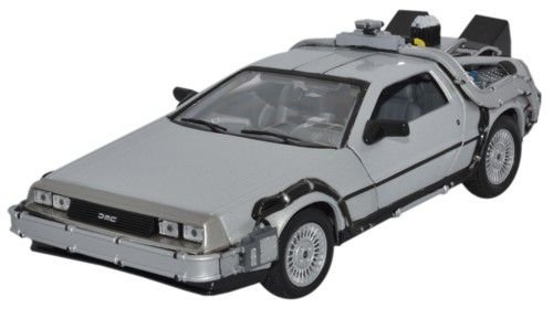 Delorean Back To The Future, Part II (Delorean Model Kit compare prices)