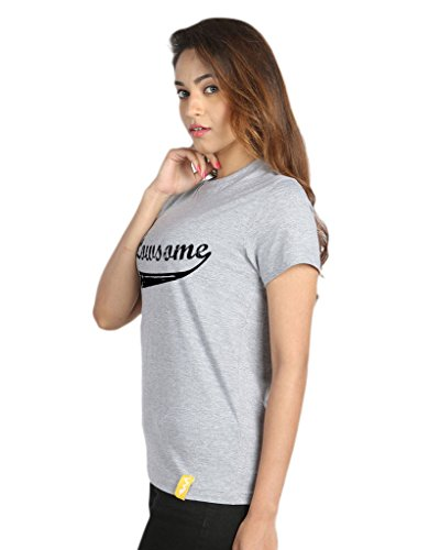 Campus-Sutra-Printed-Women-Round-Neck-T-shirts