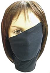Aovei Naruto Kakashi Veil Mask Cosplay Accessory