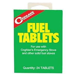 Coghlans Fuel Tablets