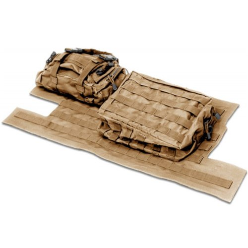 Smittybilt 5662324 GEAR Coyote Tan Tail Gate Cover