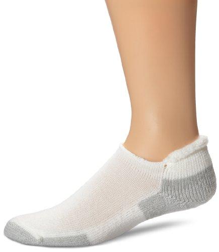 Thorlos  Womens Running Thick Padded Roll Top Socks | J
