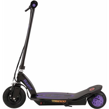 Razor Power Core E100 Electric Scooter /model:13111243 /Color: Purple