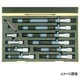 Mitutoyo(ミツトヨ) 棒形内側マイクロメーター(単体形) 内径測定器 セット (IMST-150) 133-901