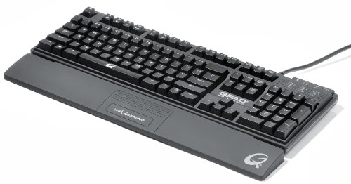 Qpad MK-80 Pro Gaming Backlit Mechanical Keyboard - UK Layout Black Friday & Cyber Monday 2014