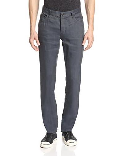 John Varvatos Collection Men's Skull Slim Fit Jean