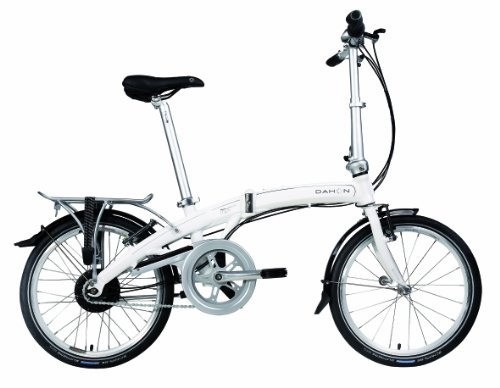 Dahon Mu N-360 Folding Bike, Indigo