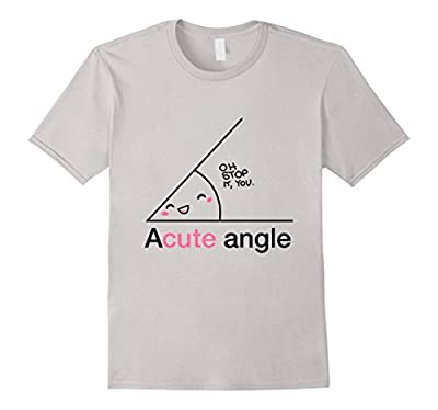 Acute Angle Funny Unisex's T Shirt