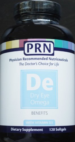 What is the price for physician recommended nutriceuticals for Prn fish oil