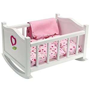 Corolle Mon Premier Small Doll Cradle
