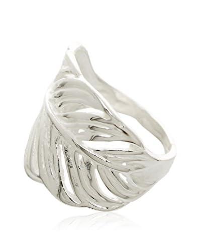 Silver Luxe Anillo