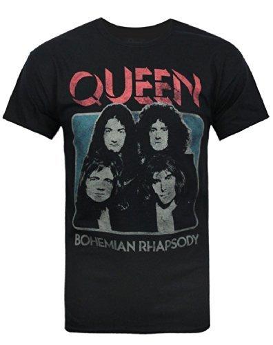 queen-t-shirt-bohemian-rhapsody-100-official-retro-distressed-design
