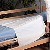 ProCare-Moll (75 x 90 cm) waschbare Krankenunterlage - Inkontinenz Liege- und Sitzunterlage┇Mit Feuchtigkeitsspeicher und Feuchtigkeitssperre zum Schutz von Matratze, Polster, Kissen und Rollstuhl