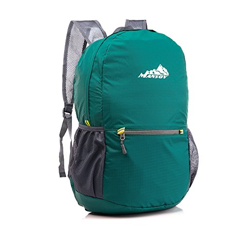 Travel Backpack, Mansov Amusement+ Water Resistant Hiking Bag 35L, Adult Series (Amusement Tickets compare prices)