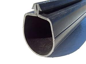 Clopay garage door bottom rubber weather seal weatherproofing garage door seals for Rubber weatherstripping for exterior doors