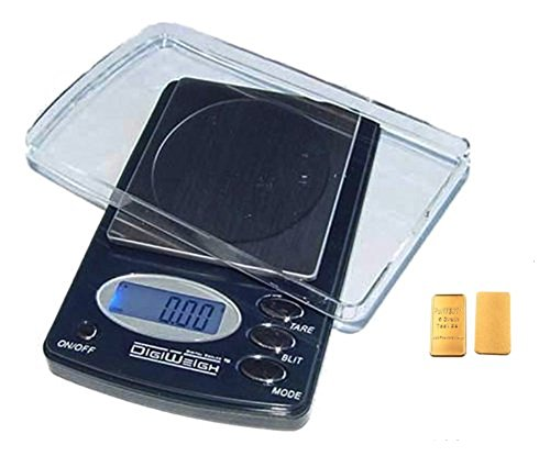 Digital Pro Scale 1000 X 0.1G Weighs Gram Ounce Oz Ozt Penny Weight Dwt Carat Ct Chest Drawers Victorian front-65858