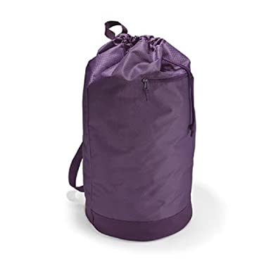 Amazon.com : Thirty One Cinch-It-Up Super Sac in Plum