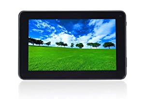 DOPO 7-Inch Internet Tablet with Multi-Touch Screen and Android 4.2