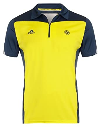 Buy Adidas Mens Roland Garros Paris OnCourt Polo Tennis Short Sleeve Top by adidas