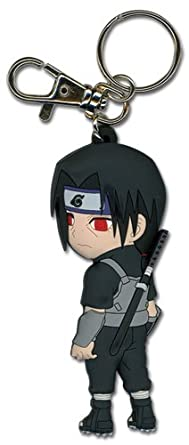 Naruto Itachi In Fighting Gear PVC Key Chain