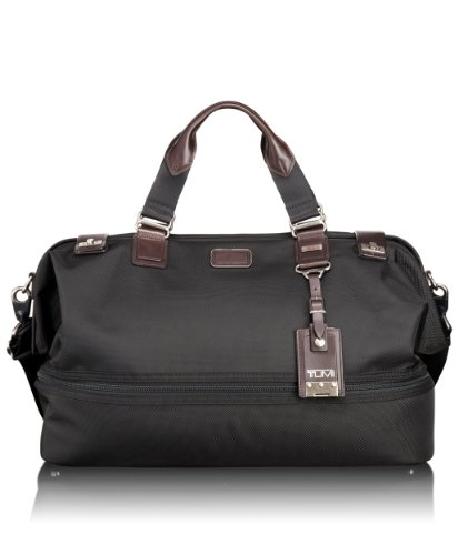 Tumi Luggage Alpha Bravo Coronado Framed Duffel, Hickory, One Size special offers