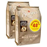 Senseo Mocca Gourmet Coffee Pods 96-count Pods - 2 x 48 Pack