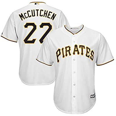 Andrew McCutchen Pittsburgh Pirates #22 MLB Youth Cool Base Home Jersey