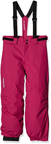 NAME IT Mädchen Schneehose Nitstorm K Pant Sangria Fo 316